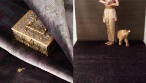 Domaniecki Teppich Bamboo Nyung-Ma