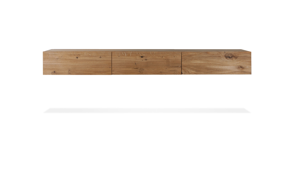Form Exclusiv Kuub Lowboard mittel